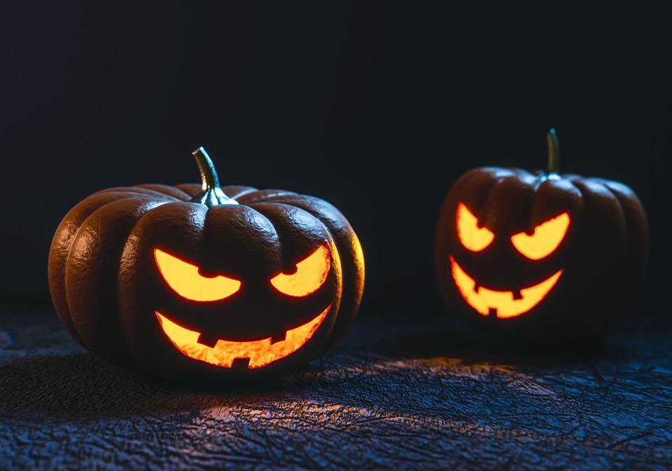 Halloweenparty bei der FF Ivendorf